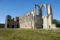Cathédrale Saint-Pierre de Maillezais -