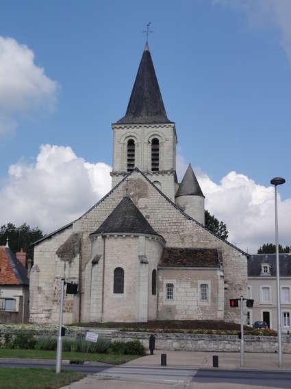 Église Saint-Pierre-et-Saint-Paul d'Ingrandes-sur-Vienne