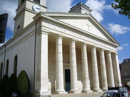 Église Saint-Louis de La Roche-sur-Yon