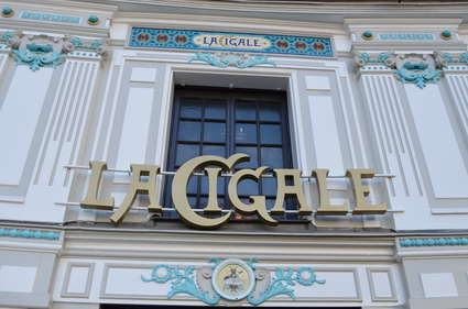 La Cigale (brasserie)