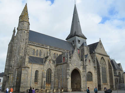 Collégiale Saint-Aubin de Guérande