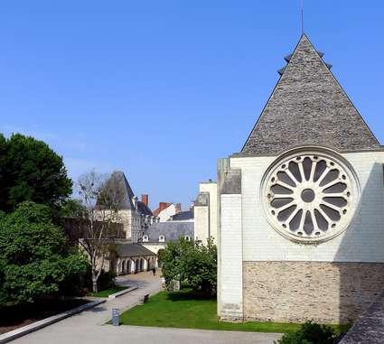 Abbaye Toussaint d'Angers