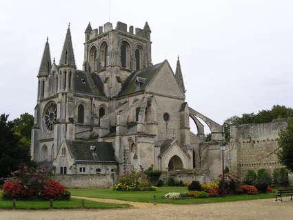 Abbatiale Saint-Yved de Braine