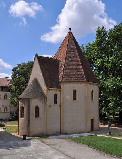 Chapelle des Templiers de Metz