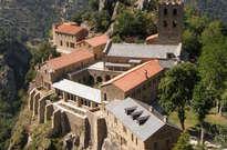 Abbaye Saint-Martin du Canigou -