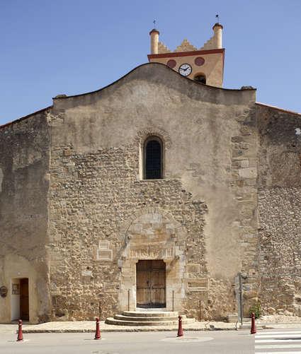 Abbaye de Saint-Génis-des-Fontaines