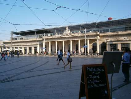 Gare de Montpellier-Saint-Roch