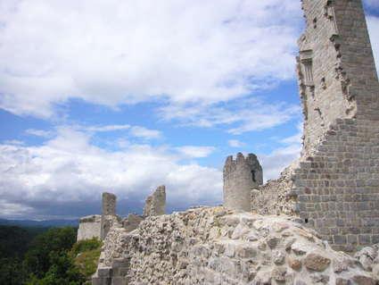 Château de Ventadour (Corrèze)