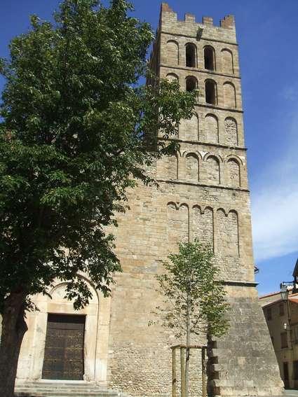 Cathédrale Sainte-Eulalie-et-Sainte-Julie d'Elne