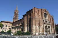 Basilique Saint-Sernin de Toulouse -