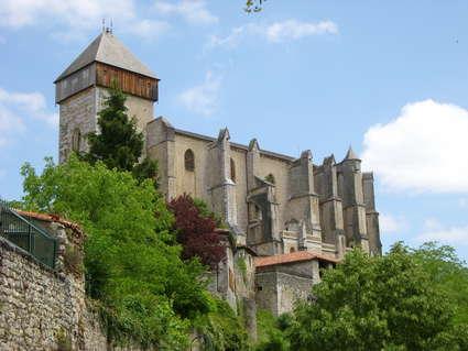 Cathédrale Notre-Dame de Saint-Bertrand-de-Comminges