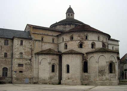 Abbaye Sainte-Marie de Souillac