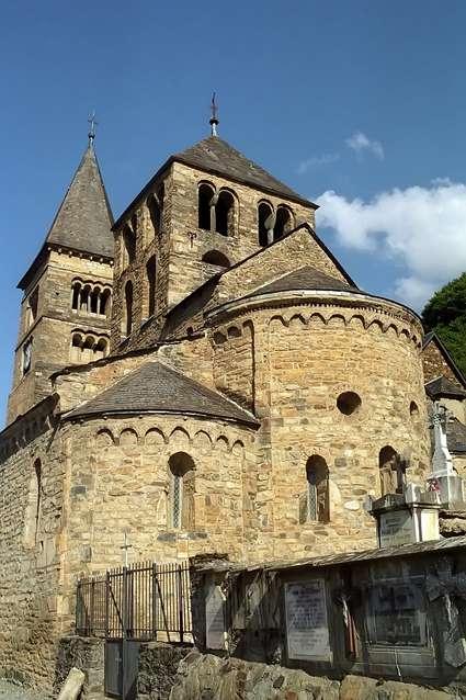 Église Saint-Aventin-de-Larboust de Saint-Aventin