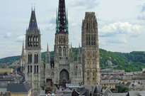 Cathédrale Notre-Dame de Rouen -