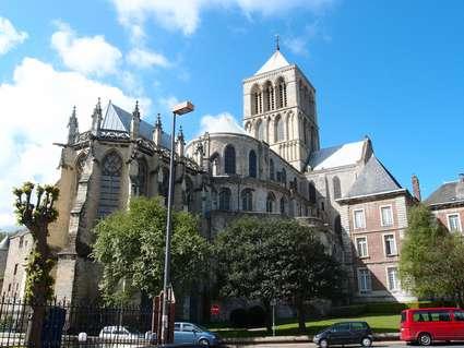 Abbaye de la Trinité de Fécamp