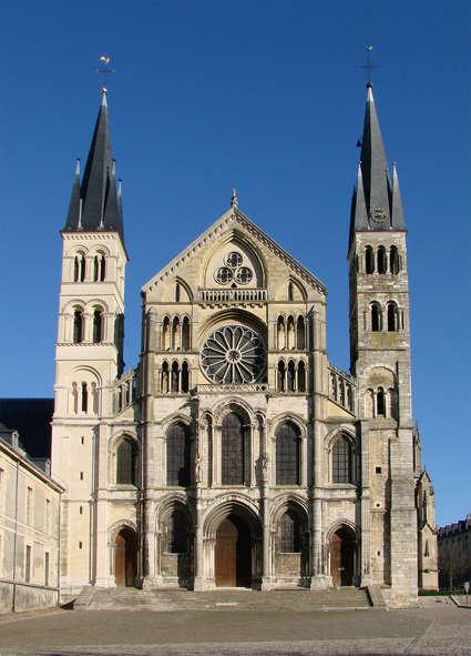 Basilique Saint-Remi de Reims