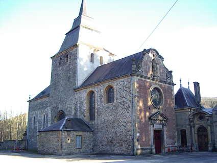 Abbaye de Laval Dieu