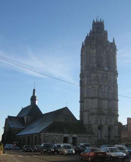 Église de la Madeleine de Verneuil-sur-Avre