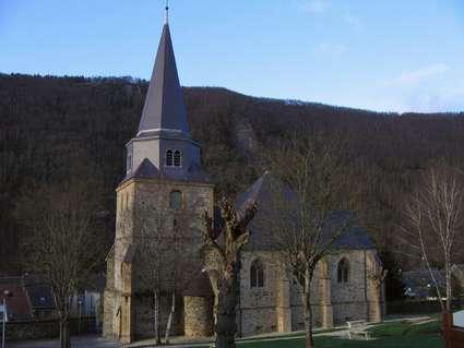 Église Saint-Léger de Monthermé
