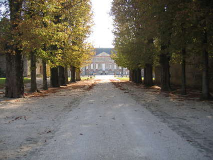 Château de Montmirail (Marne)