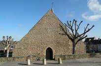 Vieille église de Saint-Lunaire -