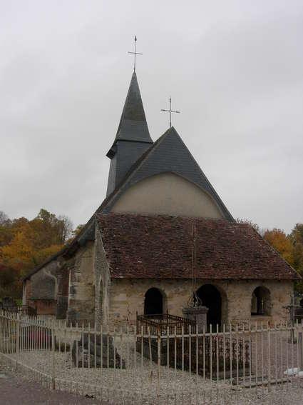 Chapelle Saint-Aventin de Verrières