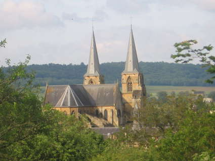 Abbatiale Notre-Dame de Mouzon
