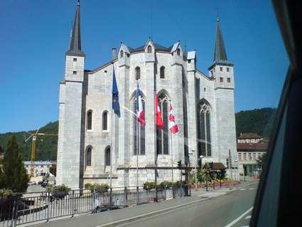 Cathédrale Saint-Pierre, Saint-Paul et Saint-André de Saint-Claude