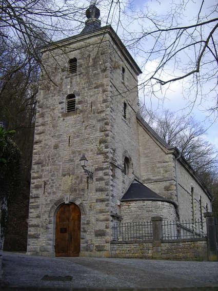 Église Saint-Jean-Baptiste d'Hierges