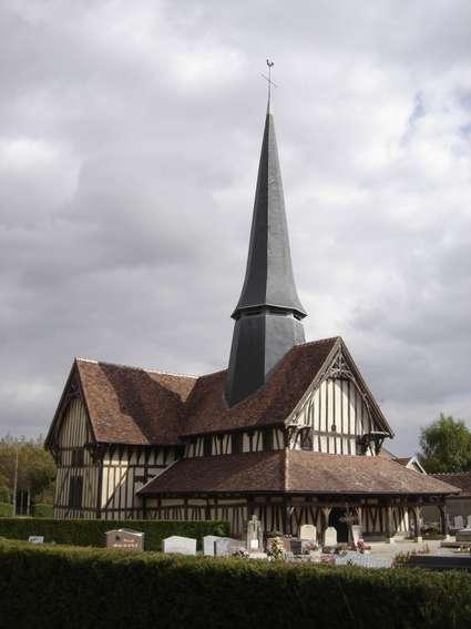 Église Saint-Julien-l'Hospitalier-et-Saint-Blaise de Longsols