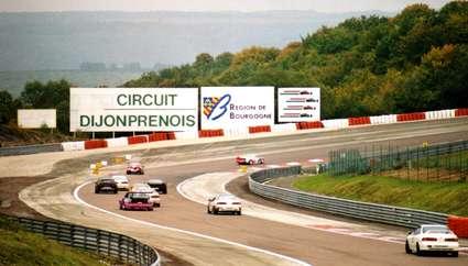 Circuit automobile de Dijon-Prenois