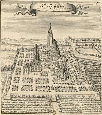Abbaye Saint-Mesmin de Micy