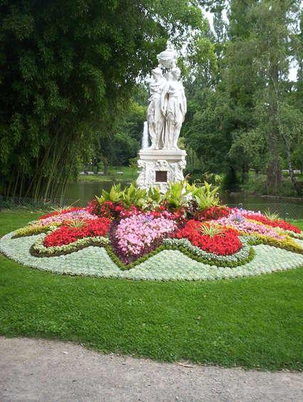 Jardin des plantes du Mans