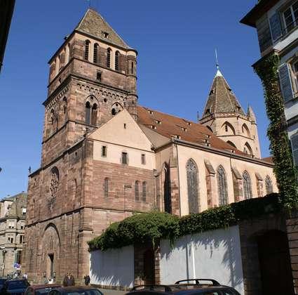 Église Saint-Thomas de Strasbourg