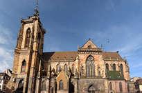 Collégiale Saint-Martin de Colmar -