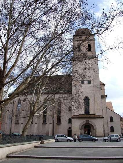 Église Sainte-Madeleine de Strasbourg