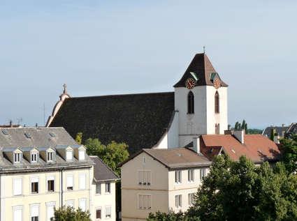 Église Sainte-Aurélie de Strasbourg