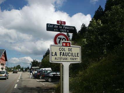 Col de la Faucille