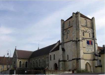 Abbaye Notre-Dame de Jouarre