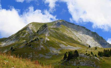 Mont Charvin (Aravis)