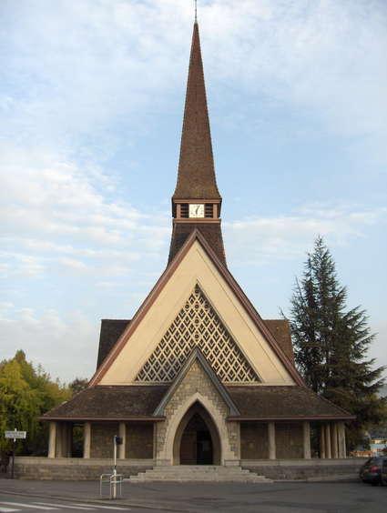 Église Notre-Dame du Léman