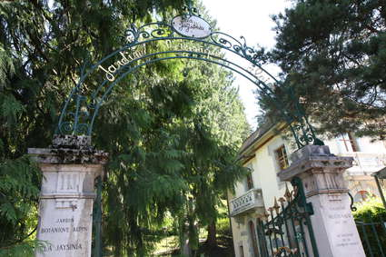 Jardin botanique alpin La Jaÿsinia
