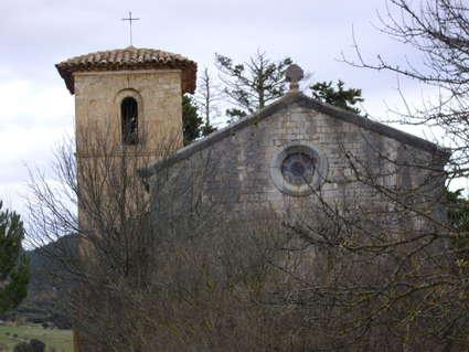 Chapelle Notre-Dame de Spéluque