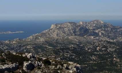 Massif de Marseilleveyre
