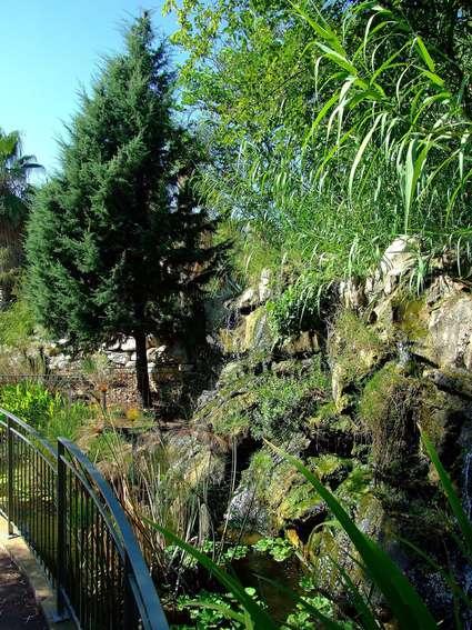 Jardin botanique de la ville de Nice