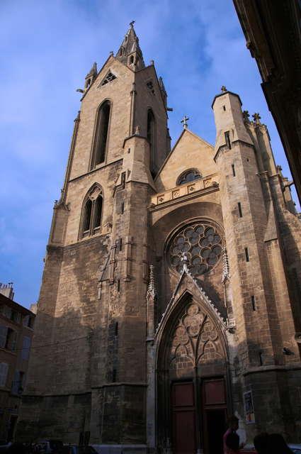 Église Saint-Jean-de-Malte d'Aix-en-Provence