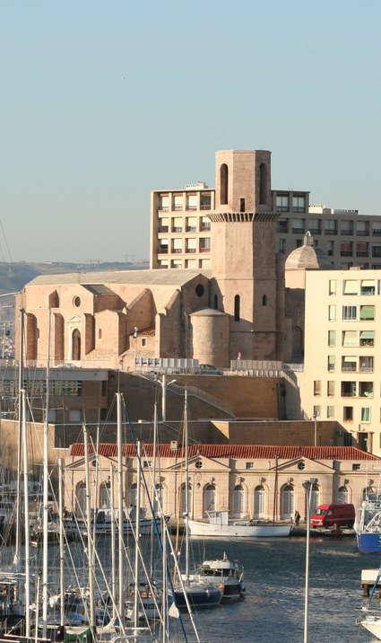 Église Saint-Laurent de Marseille