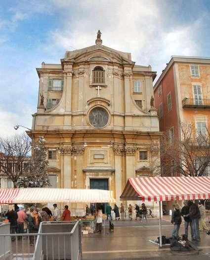 Chapelle de la Miséricorde de Nice