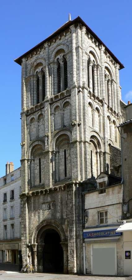 Église Saint-Porchaire de Poitiers
