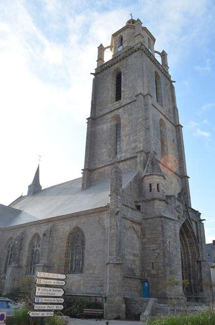 Église Saint-Guénolé de Batz-sur-Mer